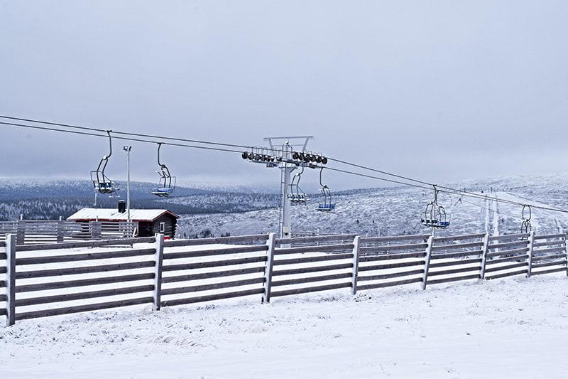 invierno Inari