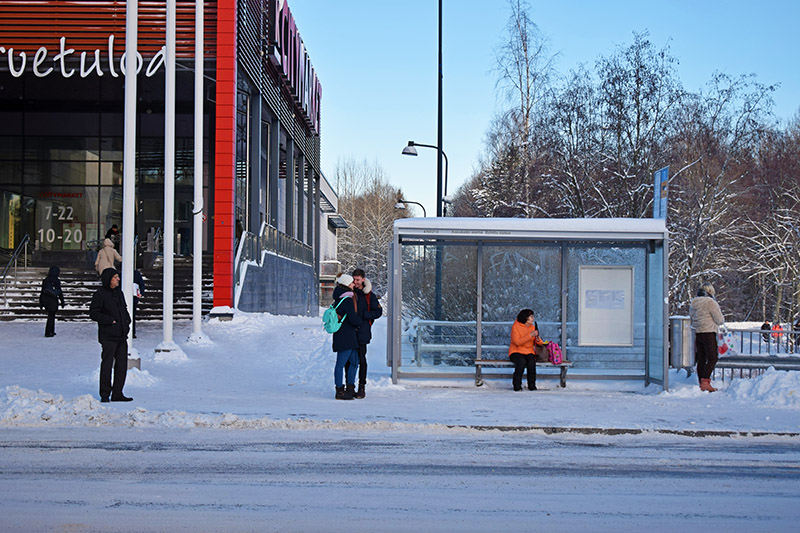 Espacio personal Finlandia