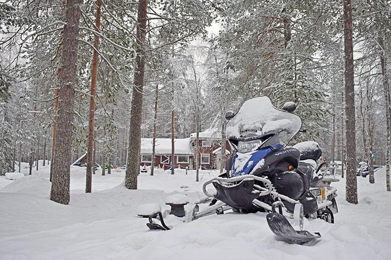 Laponia en Navidad actividades