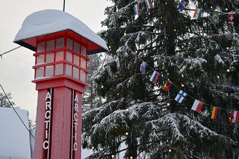 Pueblo Papá Noel Rovaniemi