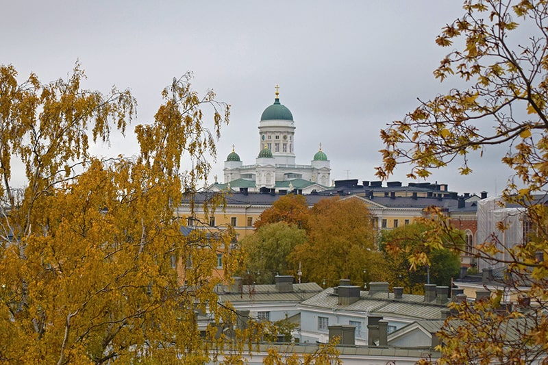 recorrido Helsinki