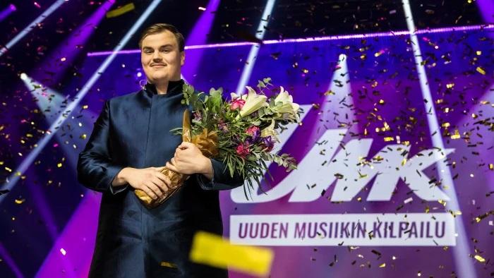 Aksel Finlandia Eurovisión 2020