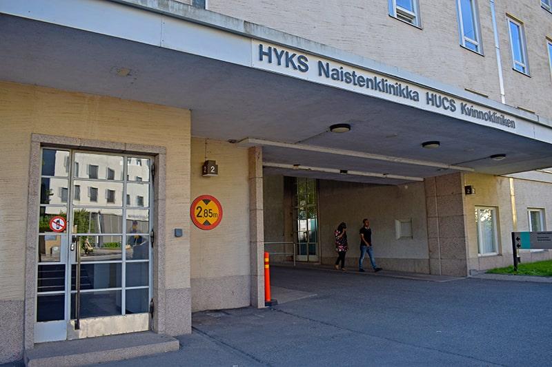 Hospital Helsinki Naistenklinikka