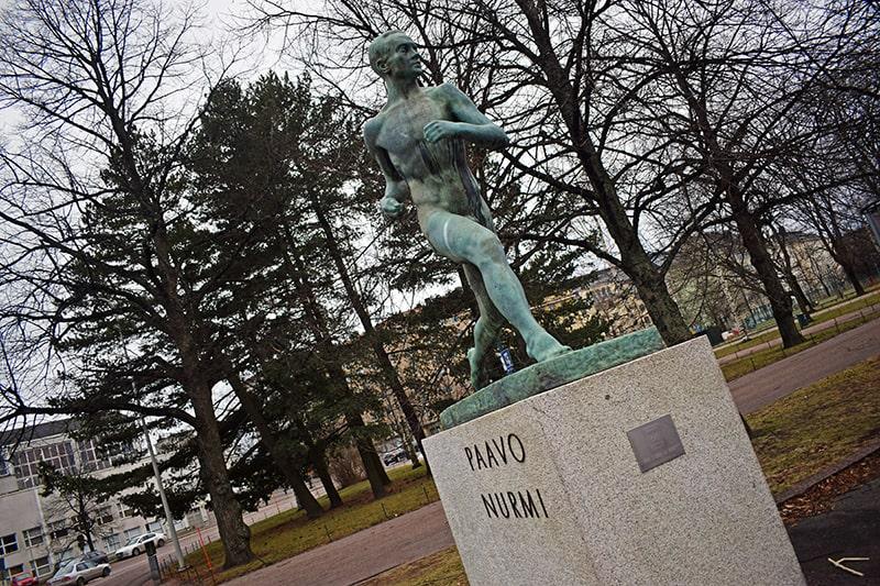 Paavo Nurmi Helsinki