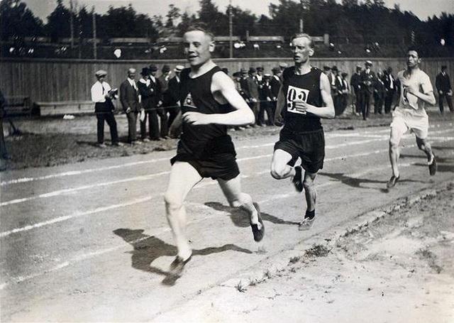 Paavo Nurmi medallas