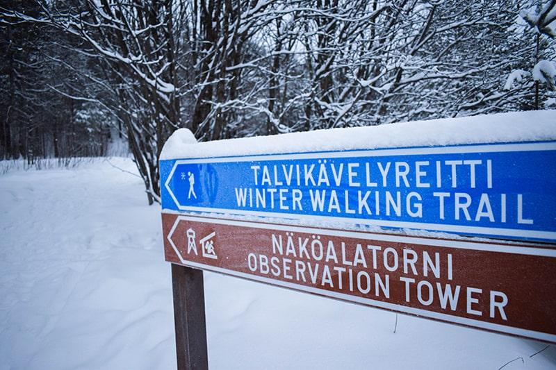 Ounasvaara chalets Rovaniemi