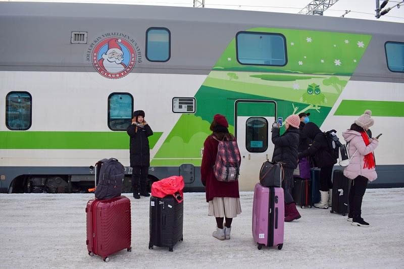 excursiones rovaniemi finlandia