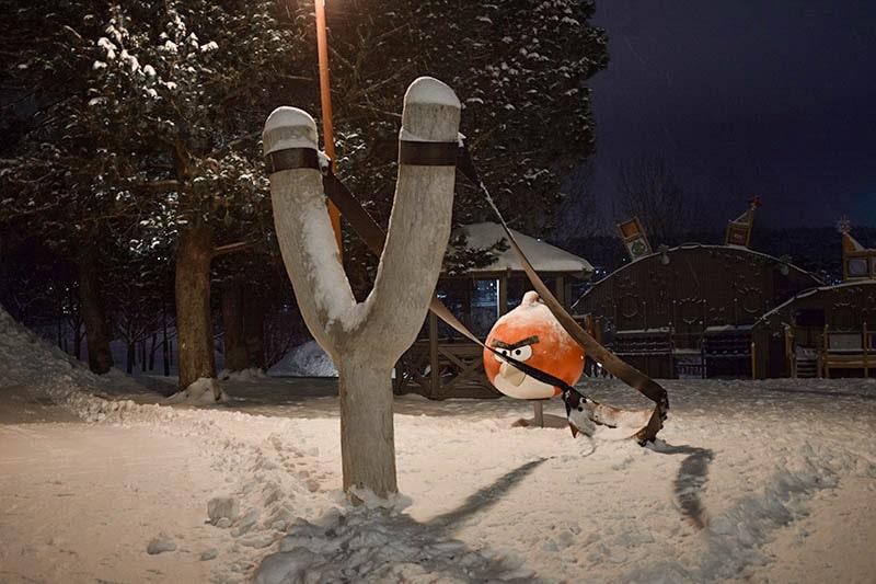 rovaniemi laponia finlandia