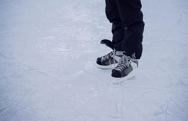 patinaje sobre hielo helsinki