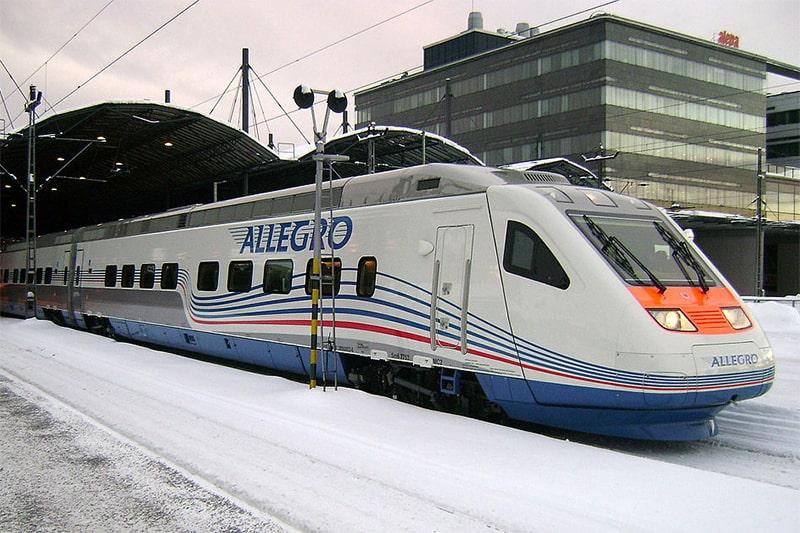 tren finlandia rusia