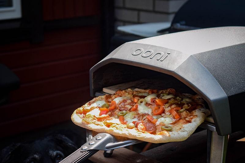 ooni horno para pizzas